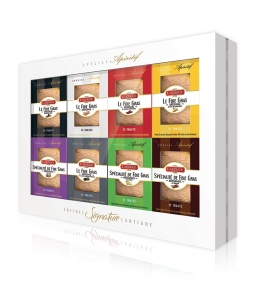 Coffret Signature 8 Foies Gras