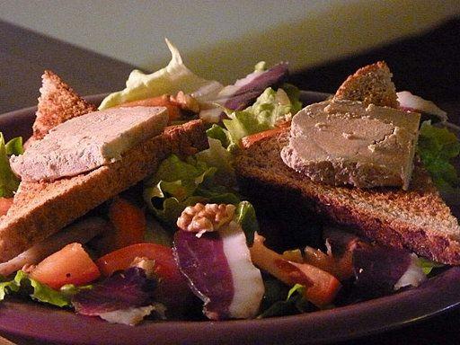 Quelle pr sentation pour mes assiettes de foie gras - Decoration assiette de foie gras photo ...