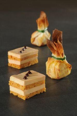 Quelle pr sentation pour mes assiettes de foie gras blog de la maison lar - Faire un foie gras maison ...