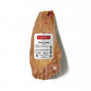 Cou de canard farci 10% de foie gras