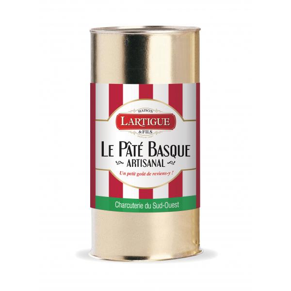 pâté basque Artisanal