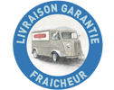 Livraison Fraicheur garantie